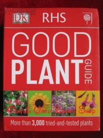 RHS Good Plant Guide(英语原版 软精装本)英国皇家园艺协会良好植物指南