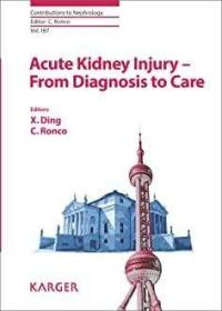 Acute Kidney Injury - From Diagnosis to Care 9783318058253