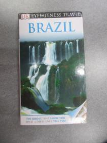 英文书:Brazil (DK Eyewitness Travel Guides)   软精装    16开464页