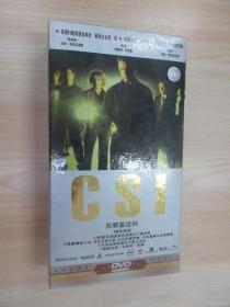 CSI:灭罪鉴证科-案影追踪(DVD 二十集)7碟装   带外函套