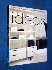 Ideas : Storage  室内设计 存储空间