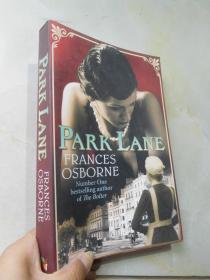 Park lane(16开 英文原版) 公园小巷