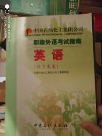 中国石油化工集团公司职称外语考试指南:英语:非卫生类