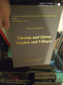 Tibetan and qiang biaolou and villages