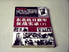 东北抗日联军征战实录(下册)