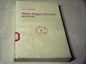 Nuclear Magnetic Resonance Basic Principles 核磁共振《基础原理》