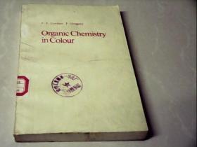 Organic  Chemistry  yn  Colour 燃料有机化学  英文版