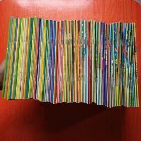 贝贝熊系列丛书 共59本    原版内页干净