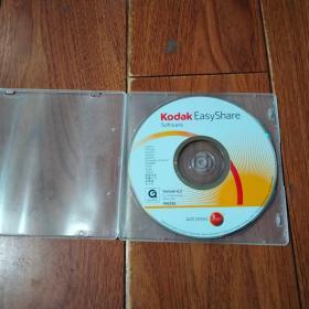 Kodak EasyShare Software   CD(1碟装)光盘已检查正常播放【货号:铁2-185】自然旧。正版。详见书影。实物拍照