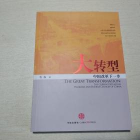 大转型:中国改革下一步