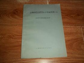 上海市电子计算机应用软件人员水平考试资料  (16开本。上海市电子计算机应用软件人员水平考试委员会实施办公室汇编)