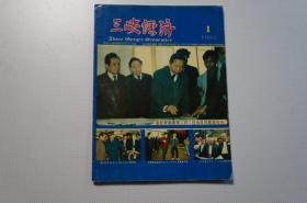创刊号:三峡经济
