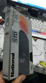STD E-180 VHS((录像带) 详见图