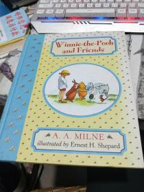 Winnie-the Pooh and Friends(详见图)