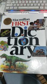 Macmillan FIRST Dictonary(详见图)