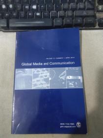 Global Media and Communication VOLUME 10 NUMBER 1 APRIL 2014 全球媒体与传播第 10 卷 2014 年 4 月 1 日