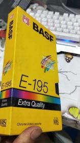 BASF E-195 ((录像带) 详见图