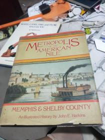 METROPOLIS OF THE AMERICAN NILE HARKINS(详见图)