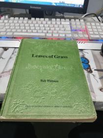 Leaves of Grass walt whitman(以图片为准)