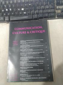 COMMUNICATION,CULTURE & CRITIQUE VOLUME 8  NUMBER 2 JUNE 2015 传播、文化与批评第 8 卷 2015 年 6 月 2 日