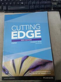 Cutting Edge Starter New Edition Students'Book 尖端入门新版学生用书【有光盘】