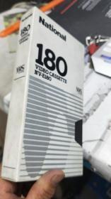 TDK HS  E-180(录像带)详见图