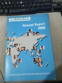 Annual Report 2000 2000年年度报告