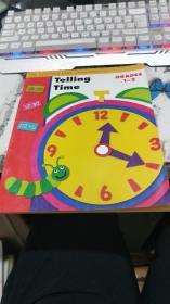 Telling Time GRADES 1-2(详见图)