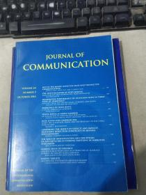 JOURNAL OF COMMUNICATION  VOLUME 64 NUMBER 5 OCTOBER 2014 通讯杂志第 64 卷 2014 年 10 月 5 日