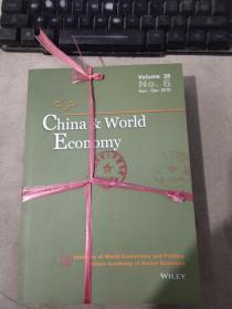 China&World Economy Volume 26 Number 1-6 2018 中国与世界经济第26卷2018年第1-6期