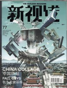 《新视线》 2008年 总第77期【中国拼贴。带赠页】