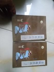 金瓶梅传奇(32开上下册全)