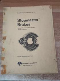 Stopmaster Brakes制动器Rockwell International(美国公司老宣传册)
