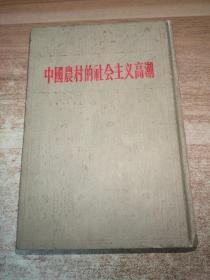 中国农村的社会主义高潮(上)