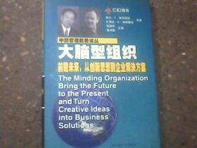 大脑型组织: 前瞻未来, 从创新思想到企业..