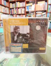 CD:毕肖普 二十世纪伟大钢琴家系列