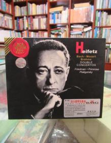CD:海飞兹 双小提琴协奏曲