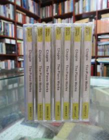 CD:肖邦钢琴集 13CD