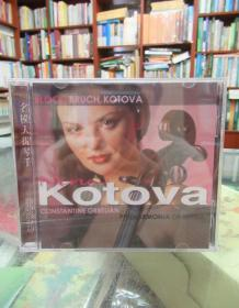CD:名模大提琴手   莲娜·歌图娃
