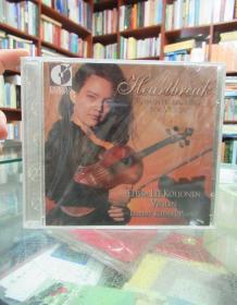 CD:HEARTBREAK KOLJONEN,VIOLIN/KOENIG,PIANO