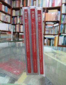 CD:李斯特钢琴集 齐弗劳/钢琴5CD