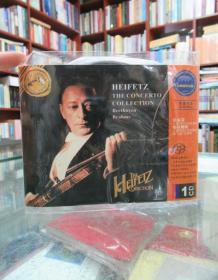 CD:贝多芬:小提琴D大调协奏曲 普拉姆斯:小提琴D大调协奏曲 海飞兹/小提琴