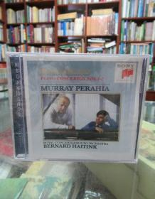 CD:贝多芬钢琴协奏曲全集 海汀克指挥 佩拉希亚钢琴