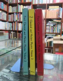 Classical and Modern Physics Volume 1-3(3本合售)