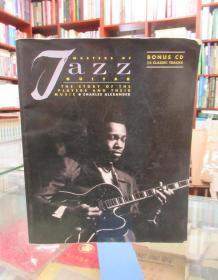 Masters of Jazz Guitar(无光盘)