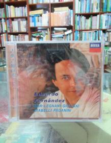 CD:古典吉他演奏 费南德兹