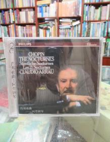 CD:肖邦夜曲——阿劳钢琴