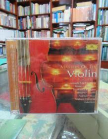CD:小提琴名家名曲盛会