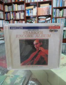 CD:斯塔克大提琴安可集