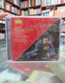 CD:普契尼:图兰朵